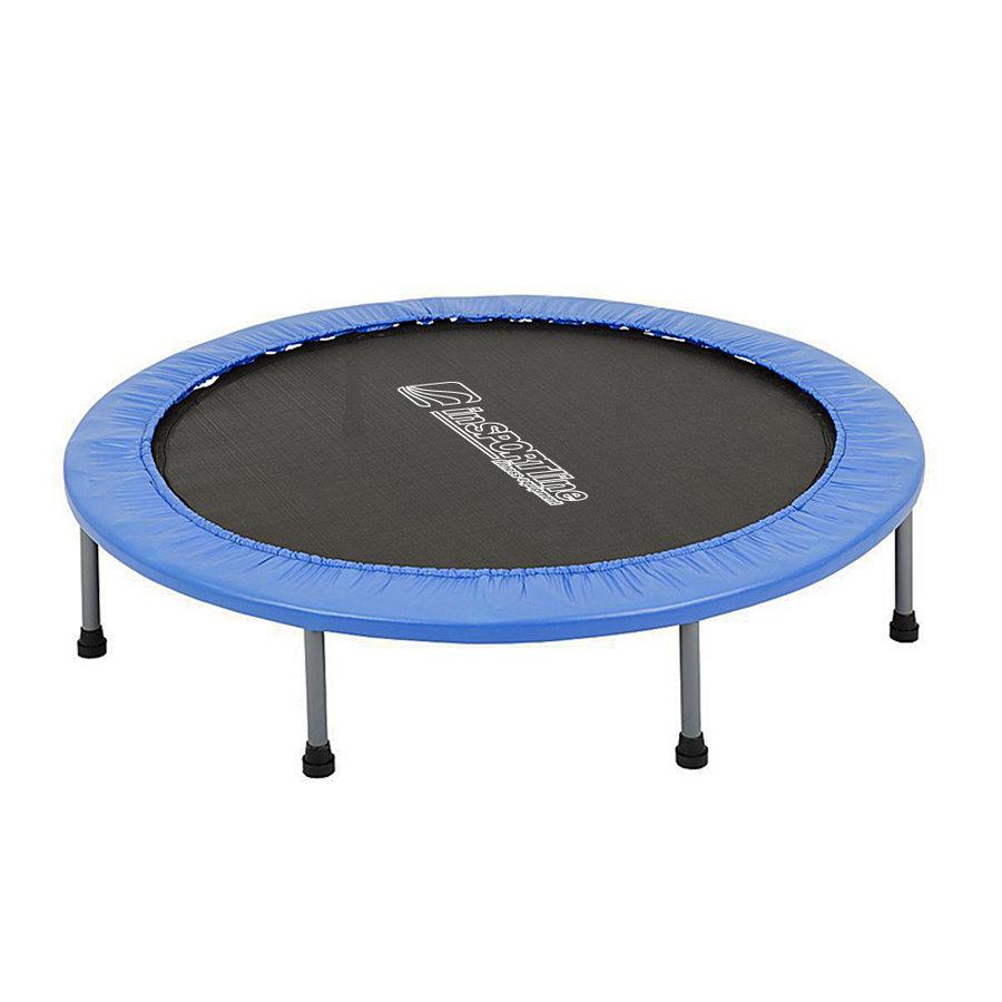 Kruhová fitness trampolína Insportline - průměr 122 cm