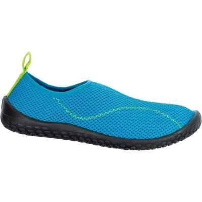 Modré dětské boty do vody Subea - velikost 28-29 EU