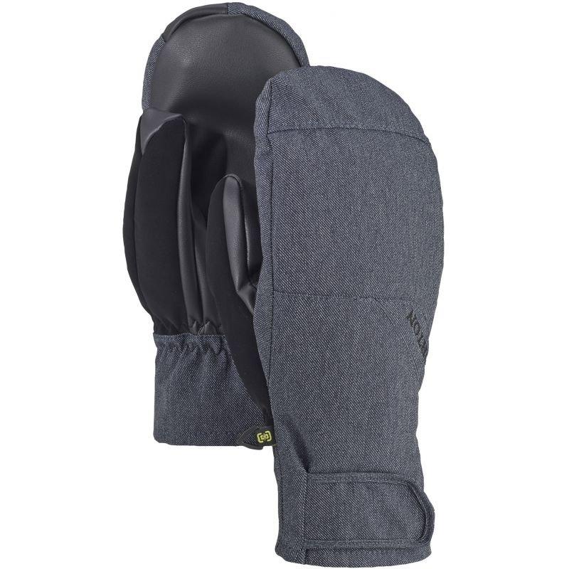 Šedé zimní rukavice Burton