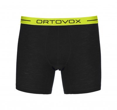 Černé pánské boxerky Ortovox - velikost S