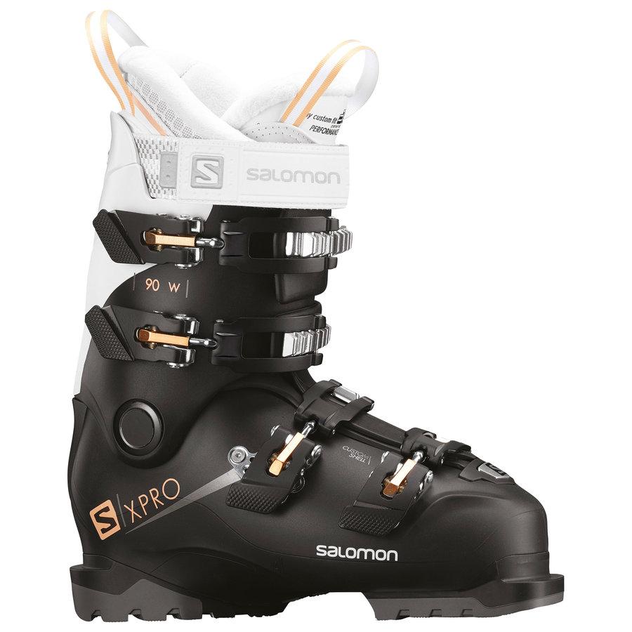 Dámské lyžařské boty Salomon - velikost vnitřní stélky 27-27,5 cm