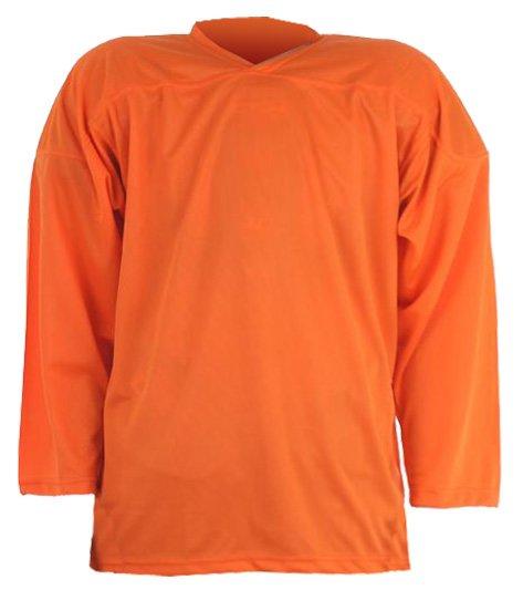 Oranžový unisex hokejový dres HD-2, Merco