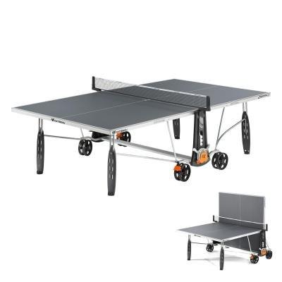 Šedý venkovní stůl na stolní tenis Crossover 250S, Cornilleau