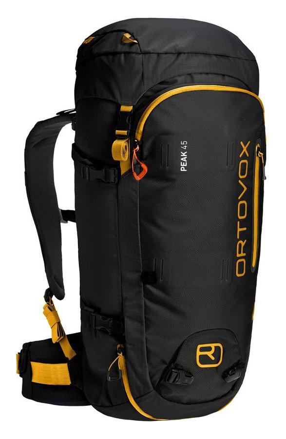 Černý turistický batoh Ortovox - objem 45 l