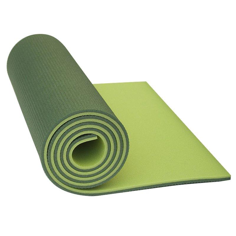 Zelená karimatka Yate - tloušťka 1 cm