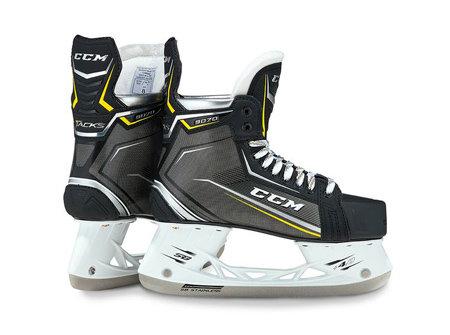 Hokejové brusle TACKS 9070, CCM - velikost 41 EU