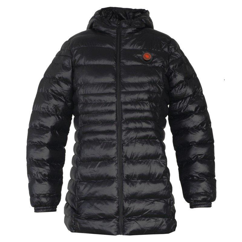 Zimní dámská bunda s kapucí Glovii