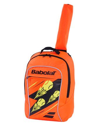 Oranžový tenisový batoh Babolat