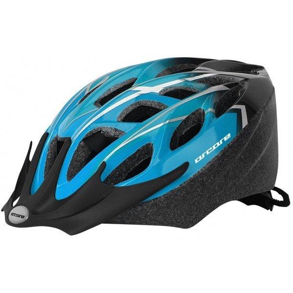 Modrá pánská cyklistická helma Arcore - velikost 50-54 cm
