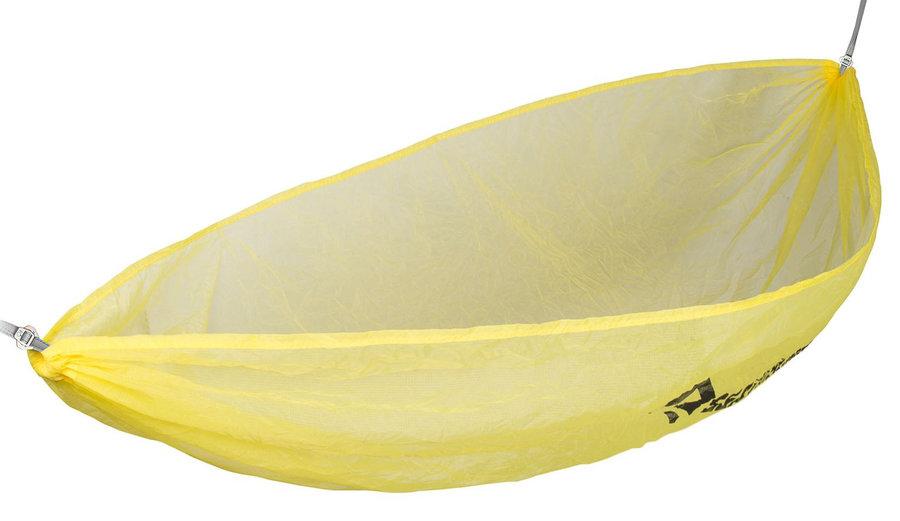 Žlutá houpací síť pro 1 osobu Sea to Summit