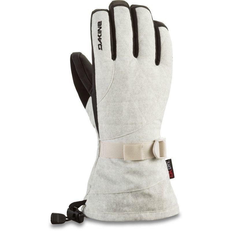 Béžové zimní rukavice Dakine - velikost XS