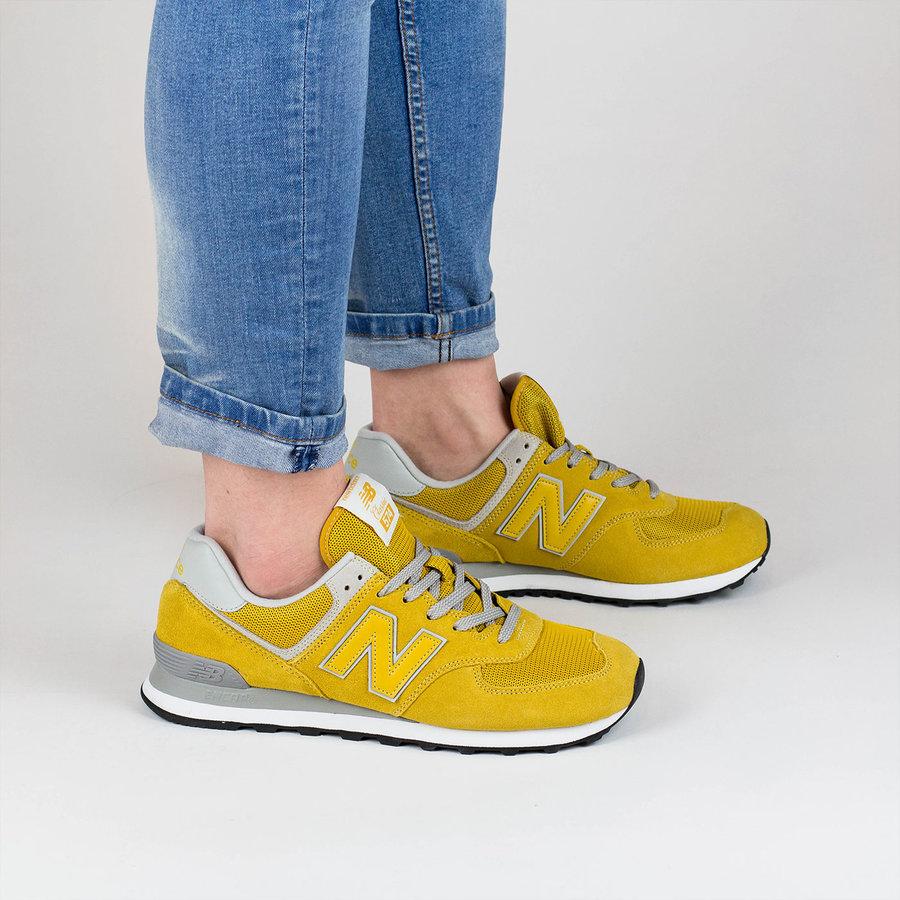 Žluté pánské tenisky Nike