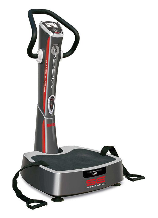 Vibromasážní stroj BH Fitness - nosnost 150 kg