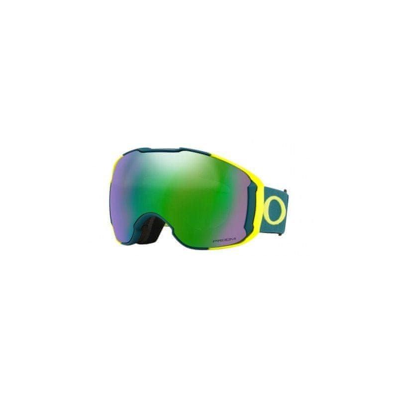 Modro-žluté lyžařské brýle Atomic