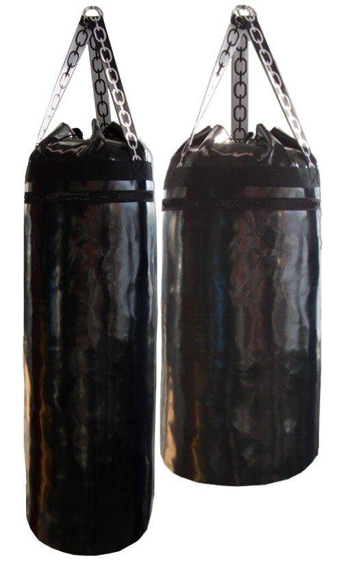 Černý boxovací pytel APRIORI - 20 kg