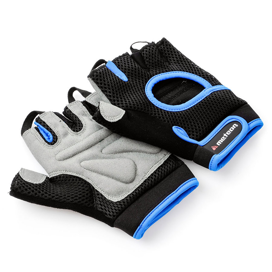 Fitness rukavice - Fitness rukavice Meteor Grip 25 XXL