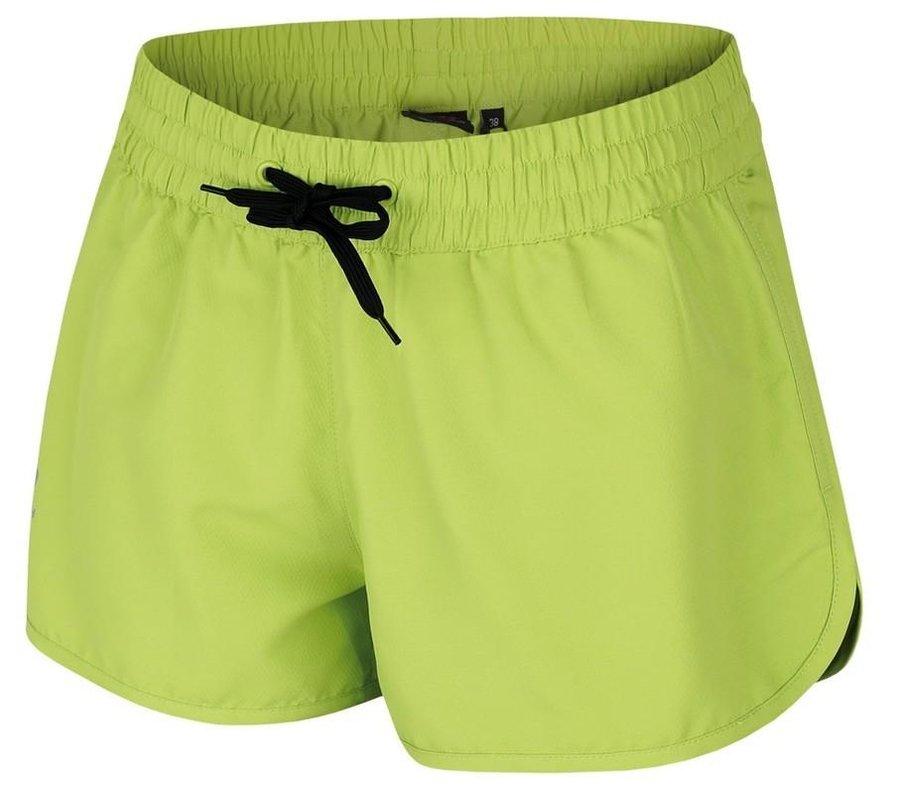 Zelené dámské kraťasy Hannah - velikost 34