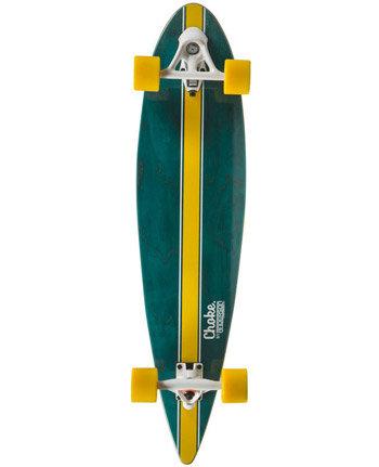 Různobarevný longboard Choke