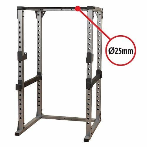 Posilovací klec - Body Solid Pro Power Rack GPR378