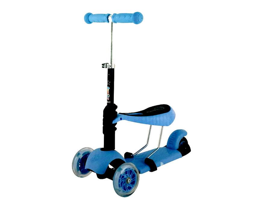 Dětská trojkoloběžka MINI SCOOTER - nosnost 40 kg