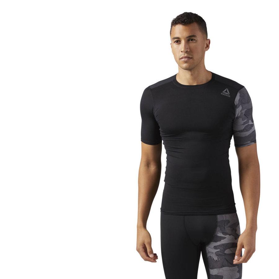 Pánské funkční tričko s krátkým rukávem Reebok