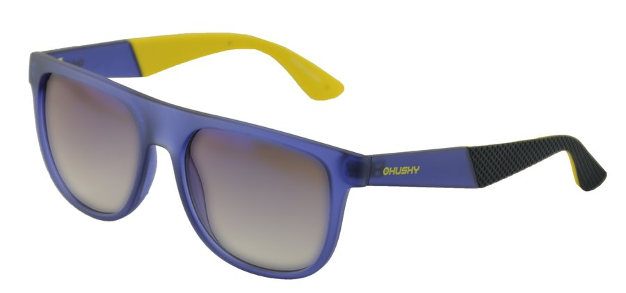 Sluneční brýle - Husky Sportovní brýle Steam modrá/žlutá