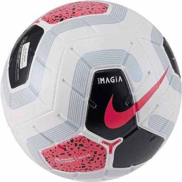 Bílo-černý fotbalový míč Nike