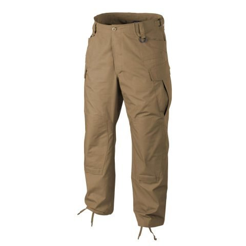 Kalhoty - Kalhoty SFU NEXT rip-stop COYOTE