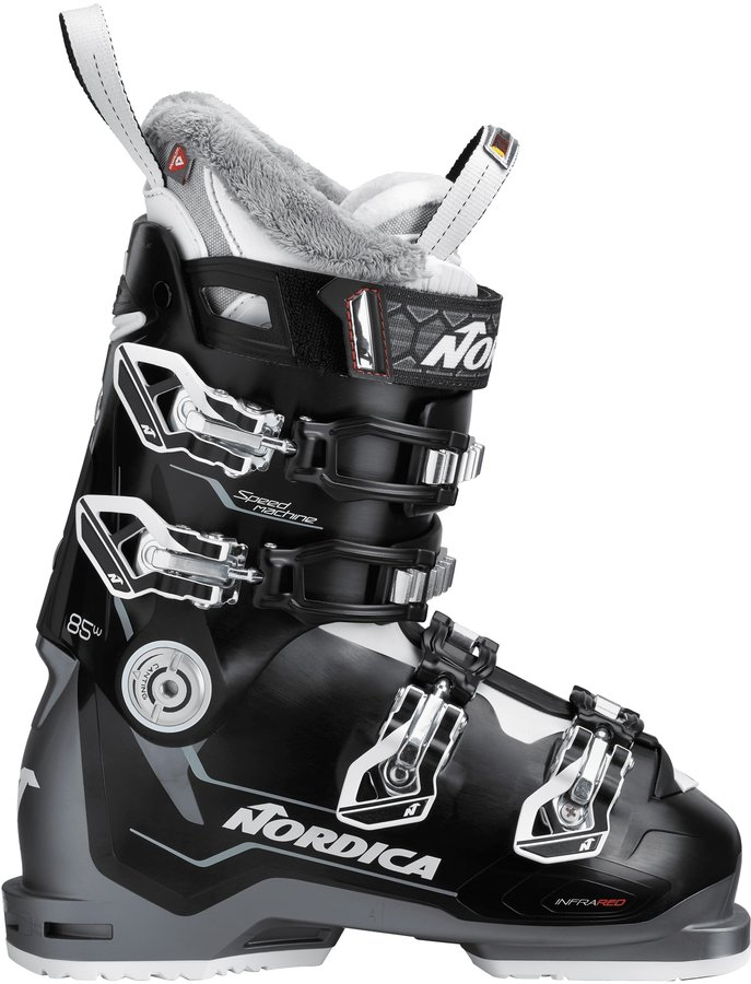 Dámské lyžařské boty Nordica - velikost vnitřní stélky 26 cm