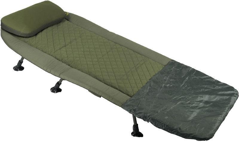 Šestinohé rybářské lehátko AIR-LINE BED CHAIR, Carp Spirit - délka 210 cm