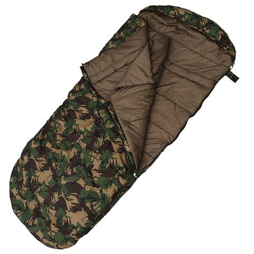 Maskáčový spací pytel Gardner - délka 220 cm