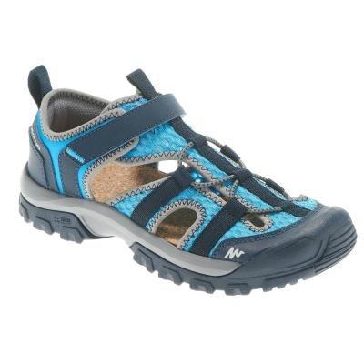Modré sandály Quechua