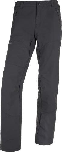 Šedé pánské turistické kalhoty Kilpi - velikost XL