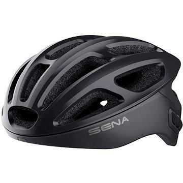 Oranžová cyklistická helma SENA - velikost L
