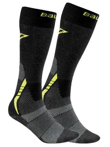 Černé hokejové ponožky Premium Performance Tall, Bauer