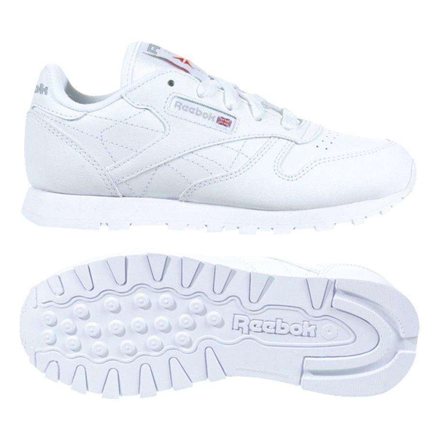 Bílé dětské tenisky Classic, Reebok - velikost 21,5 EU