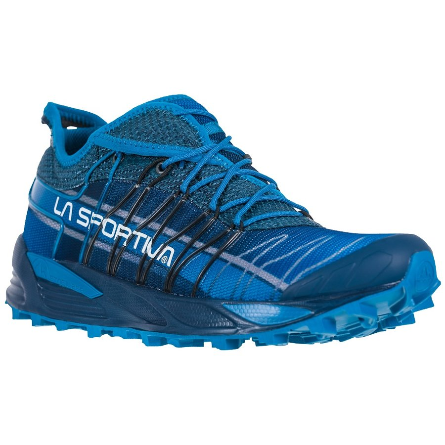 Černo-zelené pánské běžecké boty Mutant, La Sportiva - velikost 42 EU