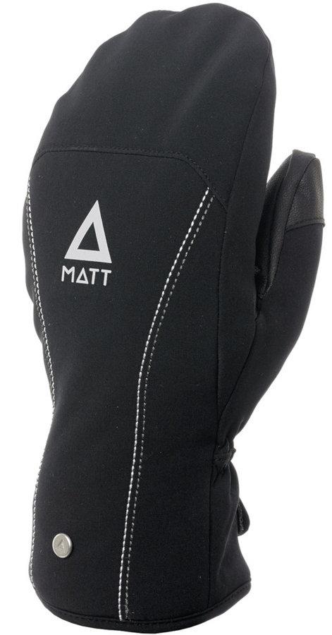 Černé dámské zimní rukavice Matt - velikost S