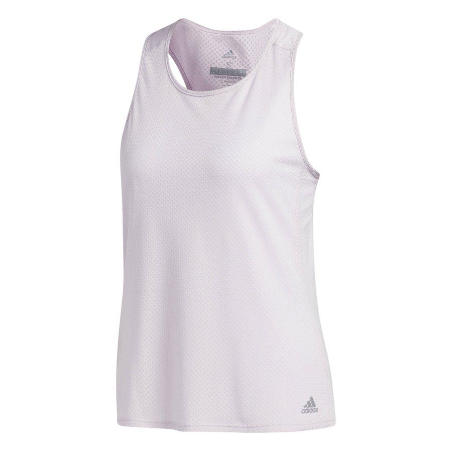 Růžové dámské běžecké tílko Adidas - velikost XS