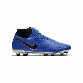 Modré kopačky lisovky Phantom VSN Academy DF FG/MG, Nike