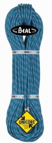 Modré lano Ice Line Unicore, Beal - průměr 8,1 mm a délka 60 m