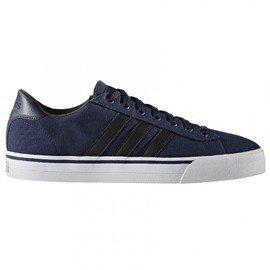 Modré pánské tenisky CLOUDFOAM SUPER DAILY, Adidas - velikost 44 EU