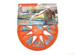 Oranžové plastové frisbee Kokido - průměr 21 cm