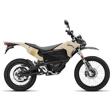 Béžová elektrická motorka FX ZF 7.2 2019, Zero
