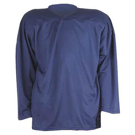 Modrý tréninkový hokejový dres Merco - velikost XL