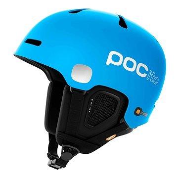 Modrá lyžařská helma POC - velikost 55-58 cm