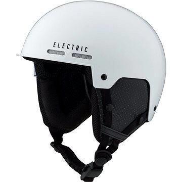 Bílá lyžařská helma Electric - velikost 54-56 cm