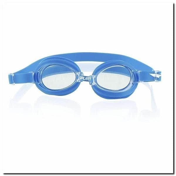 Modré plavecké brýle 1100 AF 13, SPURT