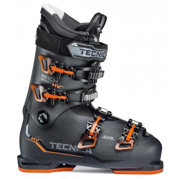 Černé pánské lyžařské boty Tecnica
