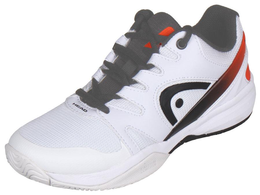 Bílá dětská tenisová obuv Sprint 2.0, Head - velikost 34,5 EU
